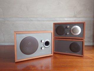 チボリオーディオ Tivoli Audio MODEL TWO + SUBWOOFER テーブルラジオスピーカー ラジオ ヘンリー・クロス Henry Kloss Hi-Fiオーディオ 名機 ♪