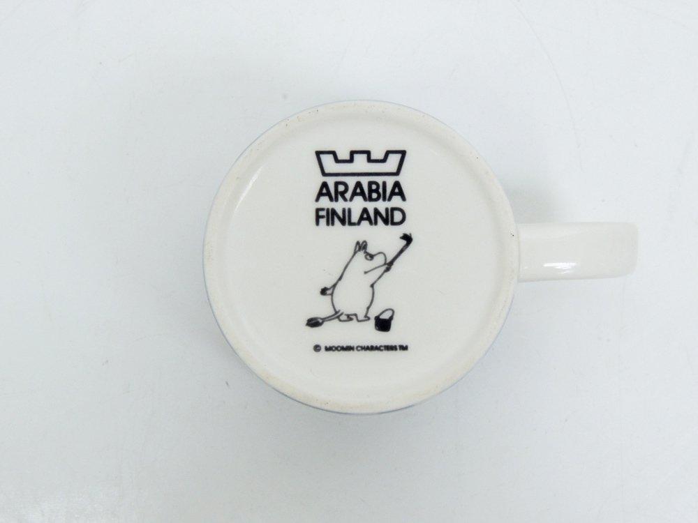アラビア ARABIA ムーミン マグカップ ウィンターナイト 2006年 冬限定 ●