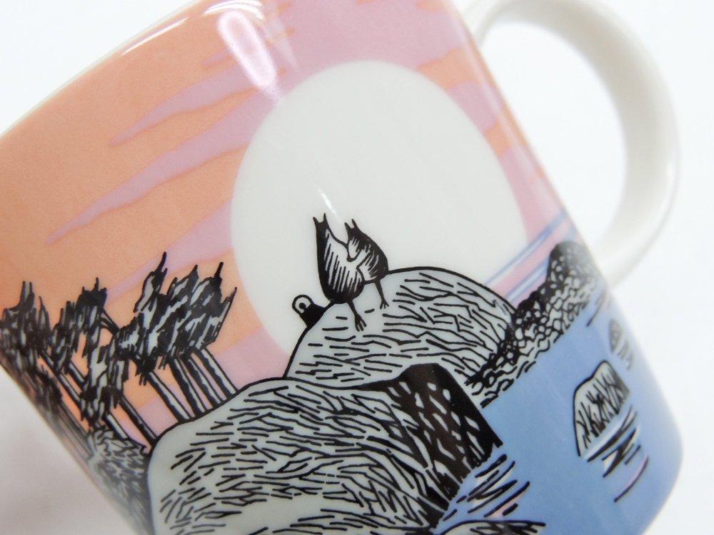 アラビア ARABIA ムーミン マグカップ ムーミンデイ MOOMINS DAY 2018年 冬限定 箱付き ●