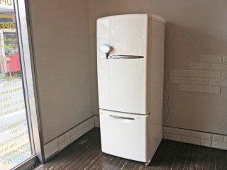 ナショナル National ウィル WiLL 冷凍冷蔵庫 ホワイト 2002年製 162L NR-B172R-W 廃番 ノスタルジック ◎