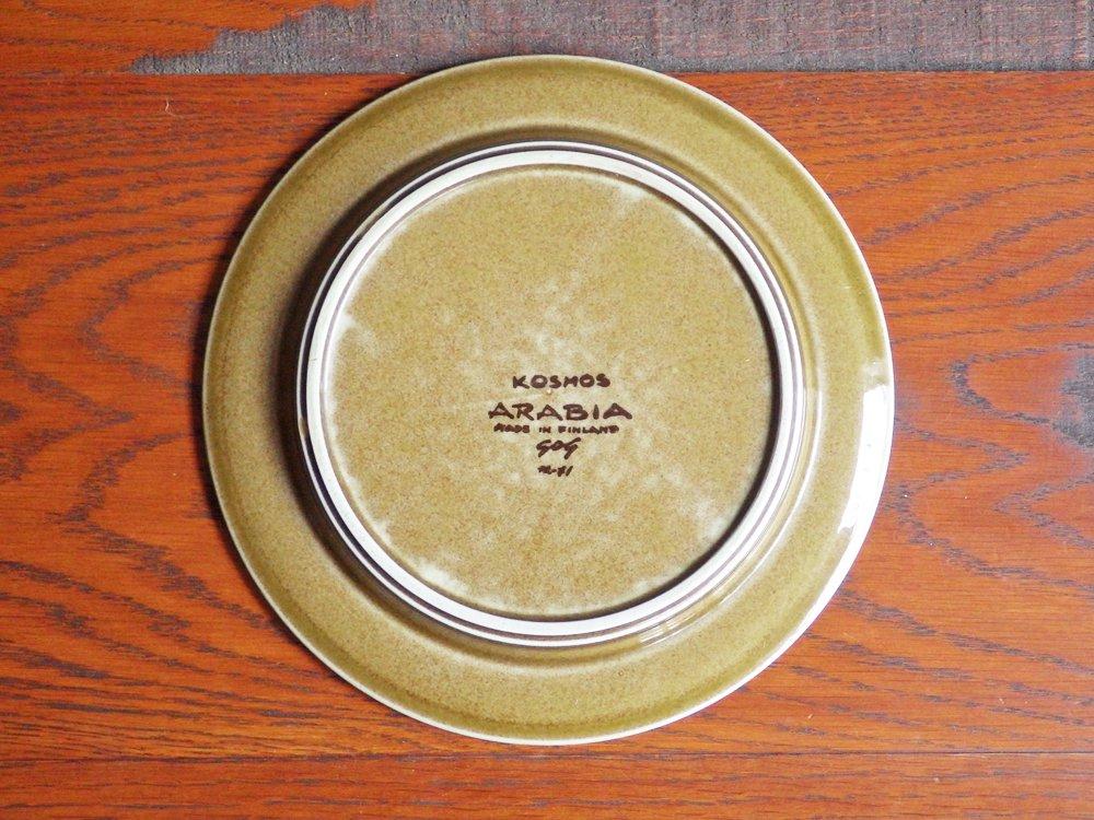 アラビア ARABIA コスモス KOSMOS プレート Φ20cm 北欧食器 ビンテージ B ♪
