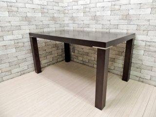 インザルーム in The ROOM ダイニングテーブル w135 モダンデザイン ●