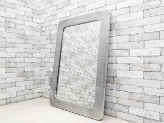 ハロ HALO × タカラベルモント スピットファイアミラー SPITFIRE MIRROR ウォールミラー スタンドミラー 鏡 インダストリアル 定価¥86,000- ●