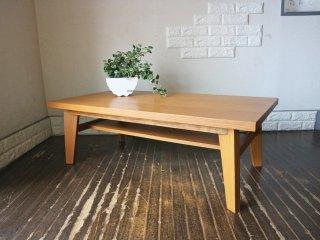 ウニコ unico コルソ CORSO ローテーブル コーヒーテーブル センターテーブル オーク材 北欧スタイル 廃番 ◎