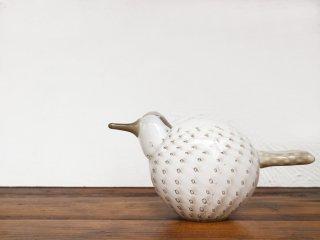 イッタラ iittala イッタラバード Birds by Toikka ラケル Requel ホワイト Annual Bird 2009 オイバ・トイッカ Oiva Toikka 北欧雑貨 ◎