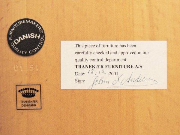 カールハンセン&サン Carl Hansen & Son CH006 ダイニングテーブル ハンス J. ウェグナー ビーチ材 フラップ式 バタフライテーブル Tranekaer Furniture ●