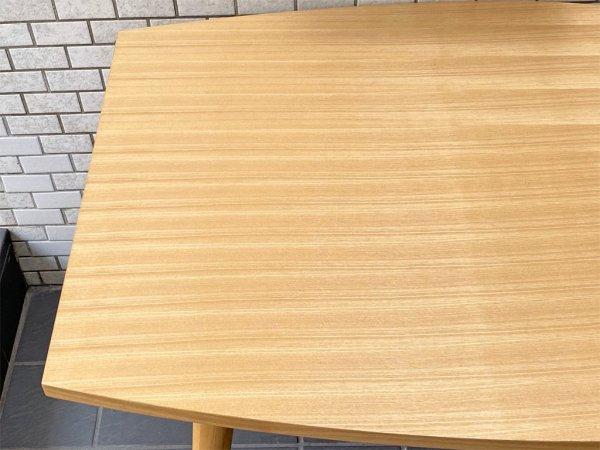 フランフラン Francfranc パルセイロ ダイニングテーブル アッシュ材 ナチュラル ■