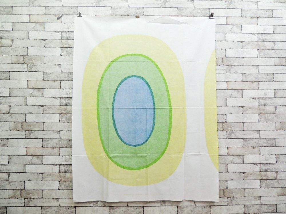 マリメッコ marimekko メローニ MELOONI ビンテージ ファブリック 生地 142×116cm マイヤ・イソラ 北欧雑貨 ●