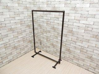 インダストリアルスタイル Industrial Style ハンガーラック アイアン パイプ 工業系 店舗什器 ●