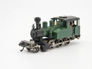 中村精密 Nakamura Cタンク 蒸気機関車 グリーン HOゲージ カワイモデル KAWAI MODEL 箱付 鉄道模型 ●