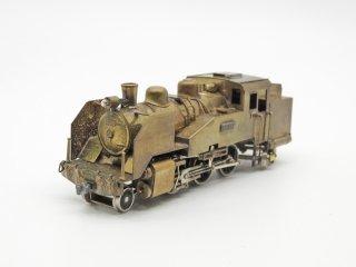 メーカー不明 真鍮 蒸気機関車 C112F HOゲージ カワイモデル KAWAI MODEL 箱付 鉄道模型 ●
