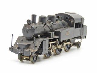 カワイモデル KAWAI MODEL 蒸気機関車 C124 HOゲージ 箱付 鉄道模型 ●