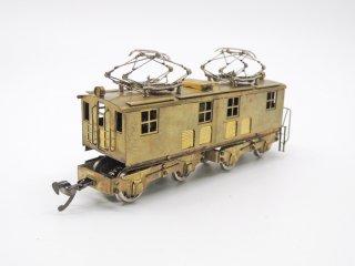 カワイモデル KAWAI MODEL 真鍮 ED141 車両 HOゲージ 箱付 ジャンク 現状品 鉄道模型 ●
