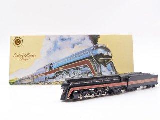 バックマン BACHMANN 蒸気機関車 NORFOLK&WESTERN CLASS J Nゲージ 箱付 アメリカ型鉄道模型 ●