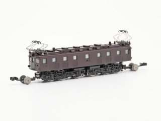 カトー KATO 電気機関車 303 EF57形 茶 Nゲージ ナンバープレート付 ケース付 鉄道模型 ●