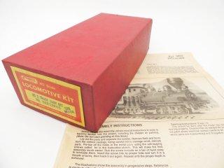 ラウンドハウス ROUNDHOUSE LOCOMOTIVE KIT HO2 蒸気機関車 鉄道模型 組立品 ●