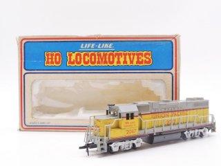 ライフライク LIFE LIKE ユニオンパシフィック HOゲージ HO LOCOMOTIVES 箱付 アメリカ型鉄道模型 ●