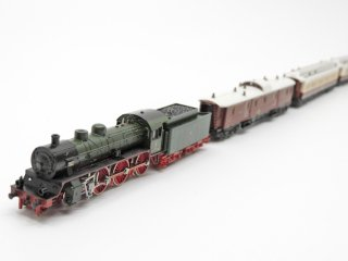 ミニトリックス MINITRIX オリエント急行 ORIENT EXPRESS 1017 6点セット Nゲージ 箱付 鉄道模型 ●
