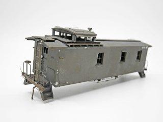 NYC WOOD CABOOSE 626-0 Oゲージ 鉄道模型 ●