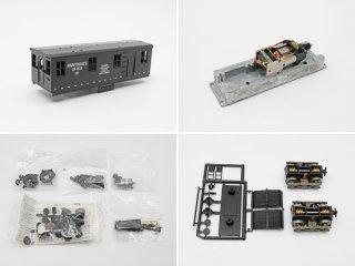 ラウンドハウス ROUNDHOUSE TRACK CLEANER KIT 組立品 鉄道模型 ●