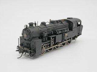 マイクロキャスト ミズノ Micro Cast Mizuno 国鉄4110形蒸気機関車 4122号機 HOゲージ 鉄道模型 ●