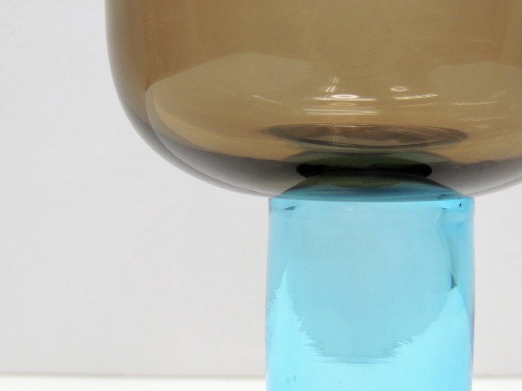 イッタラ iittala アートワークス Art Works ポカーリ Pokaali 2009年 ガラスゴブレット 箱付 ハッリ・コスキネン harri koskinen 北欧雑貨 ●