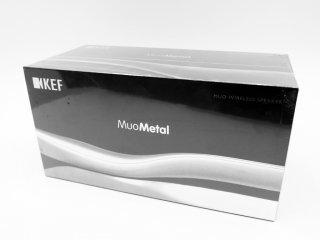 ケーイーエフ KEF Muo Metal ポータブル ワイヤレススピーカー Bluetooth 未開封品 ●