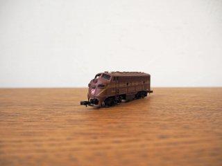 バックマン BACHMANN ペンシルべニア Pennsylvania  EMD F9 DIESEL 機関車 Locomotelive Nゲージ ★
