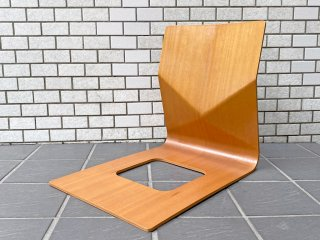 天童木工 TENDO 座椅子 T-5812MR-UB メランティ プライウッド スタッキング仕様 和モダン ■