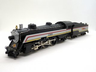 IHC International Hobby Corp. M9850 4-6-2 SEMI-STREAMLINE PACIFIC SF1369  HO ゲージ 鉄道模型 箱付き ♪