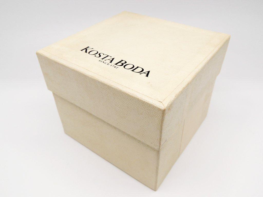コスタボダ KOSTA BODA アーティストシリーズ ミニチュア フラワーベース 花器 バーティル・ヴァリーン Bertil Vallien 北欧雑貨 ●