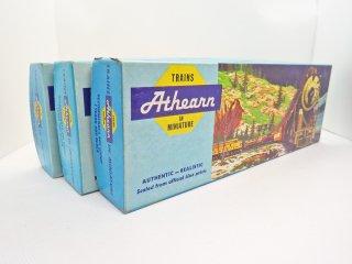 アサーン Athern 鉄道模型 3370 3363 4107 箱付き 3点 セット E ♪