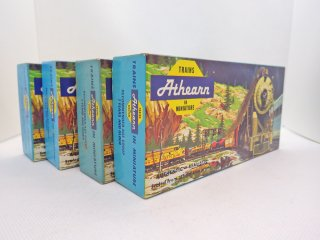 アサーン Athern 鉄道模型 1268 4005 3933 1196 箱付き 4点 セット H ♪