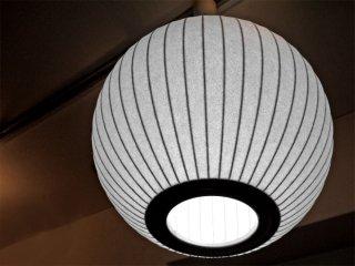ハーマンミラー HermanMiller ジョージ・ネルソン GEORGE NELSON '52 バブルランプ BUBBLE LAMP ボール ペンダント・S 美品 定価\74,800- ◇