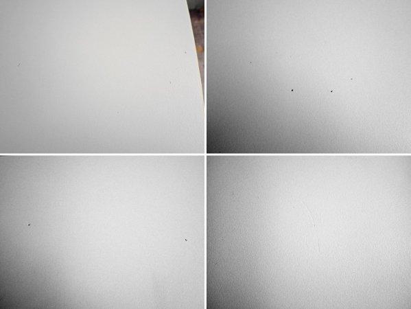 カルテル Kartell マックステーブル MAX TABLE ホワイト ミーティングテーブル キャスター付 フェルーチョ・ラヴィアーニ Ferruccio Laviani イタリア ♪