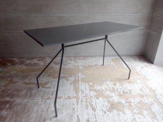 ダネーゼ DANESE Y テーブル X&Y DR9005A ブラック パオロ・リザット Paolo Rizzatto イタリア 定価140,800円 ♪