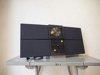 バング&オルフセン Bang&Olufsen B&O ベオ サウンド センチュリー Beo Sound Century スタンド付 FMラジオOK CDとカセットデッキは不動 ★