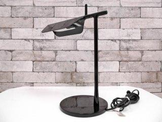 フロス FLOS タブ TAB T テーブルランプ デスクライト ブラック ハロゲン電球 旧仕様 2012年製 ●