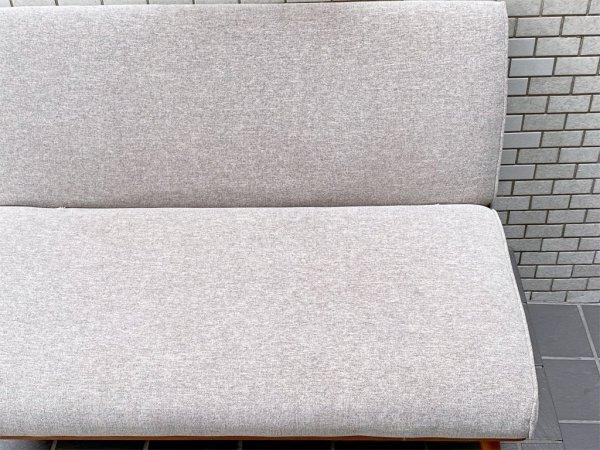 ウニコ unico ロイ ROY ソファ 2シーター ファブリック 北欧ビンテージスタイル 廃盤 ■