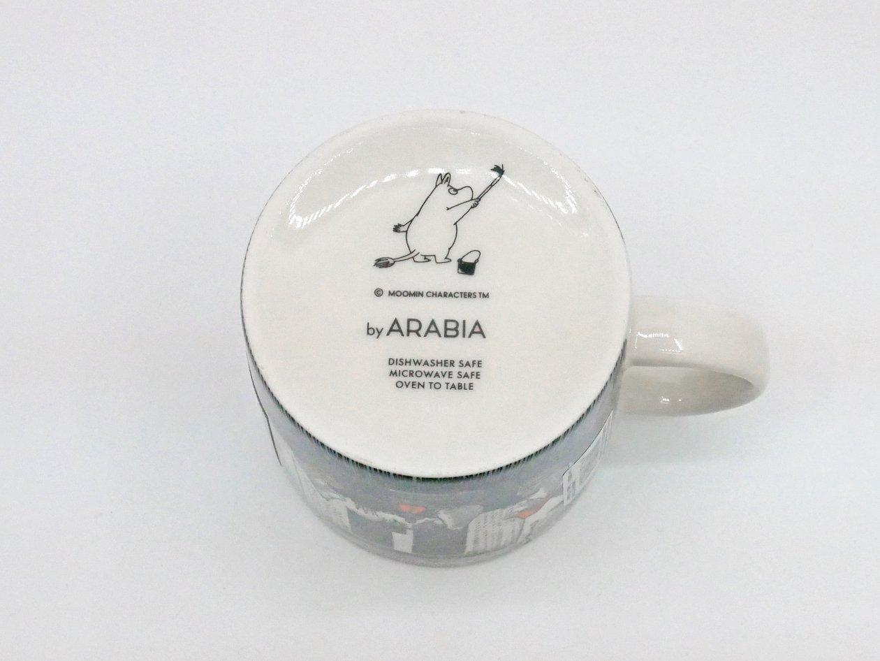 アラビア ARABIA ムーミン マグカップ トゥルー・トゥ・イッツ・オリジン True to Its Origins 箱付き ●