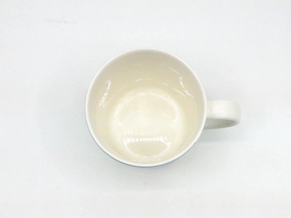 アラビア ARABIA ムーミン マグカップ ムーミンパパ サマーシエスタ Moomin Summer Siesta 2009年 夏限定 箱付き ●