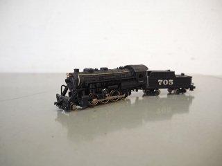 バックマン Bachmann N Scale 2-8-0 コンソリデーション Consolidation Steam Locomotive 蒸気機関車 Nゲージ ★
