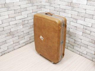 スカイウェイ Skyway × マルエム maruem トランク スーツケース ビンテージ Vintage 店舗什器 撮影用 ●