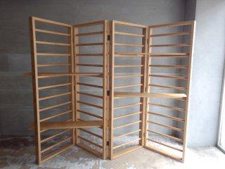 アクメファニチャー ACME Furniture ラダーパーテーション Ladder Partition オーク材 定価:\110,000- ♪