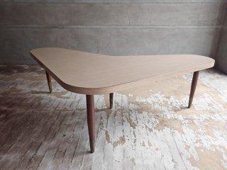 USビンテージ デコラトップ ブーメラン ローテーブル コーナーテーブル ミッドセンチュリー 50's〜60's♪