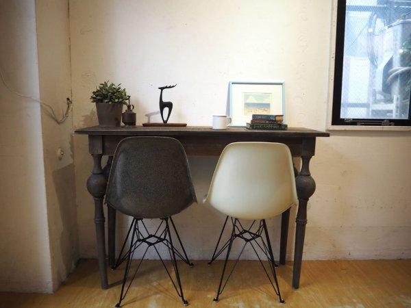 モダニカ MODERNICA サイドシェルチェア Side shell chair ブラック エッフェルベース エレファント DSR  Los Angeles ★
