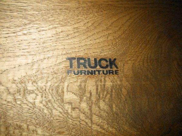 トラックファニチャー TRUCK FURNITURE GATTO シリーズ オーダーメイド カップボード CUPBOARD キャビネット 食器棚 ナラ無垢材 ガラス扉 スチール 工業系 ◇