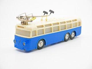エーハイム EHEIM ドイツ トローリーバス No. 6109 BS ビンテージ 当時モノ 元箱&取説付 Oゲージ ジャンク品 A ●