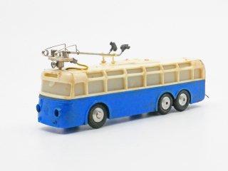 エーハイム EHEIM ドイツ トローリーバス No. 6109 BS ビンテージ 当時モノ 元箱&取説付 Oゲージ ジャンク品 B ●