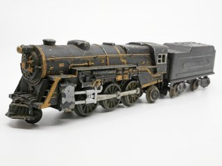 酒井製作所 ハドソン&パシフィック HUDSON&PACIFIC 蒸気機関車 301 302 Oゲージ 鉄道模型 ジャンク品 ●
